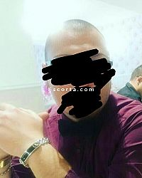 Valerio - Male escort Bari