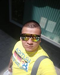 Brandon - Male escort Brescia