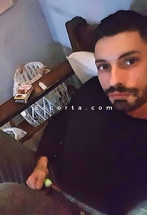 Alessio - Male escort Roma