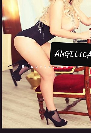 angelica - Girl escort Roma
