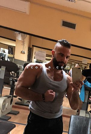 Macho Sardo Alex - Male escort Cagliari