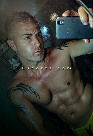 Gabry - Male escort Verona