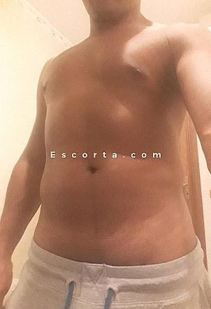 Antony - Male escort Roma