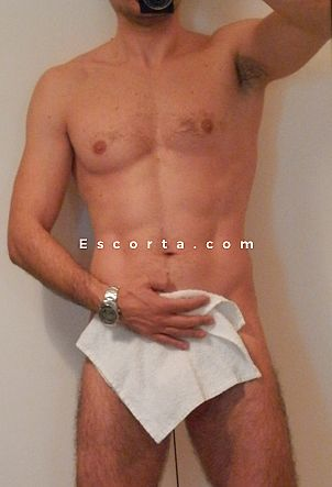 SAMUEL - Male escort Bari