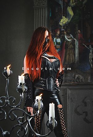 Mistress Lagerta - Girl escort Roma